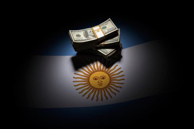 argentinos dolares